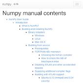 numpy Book