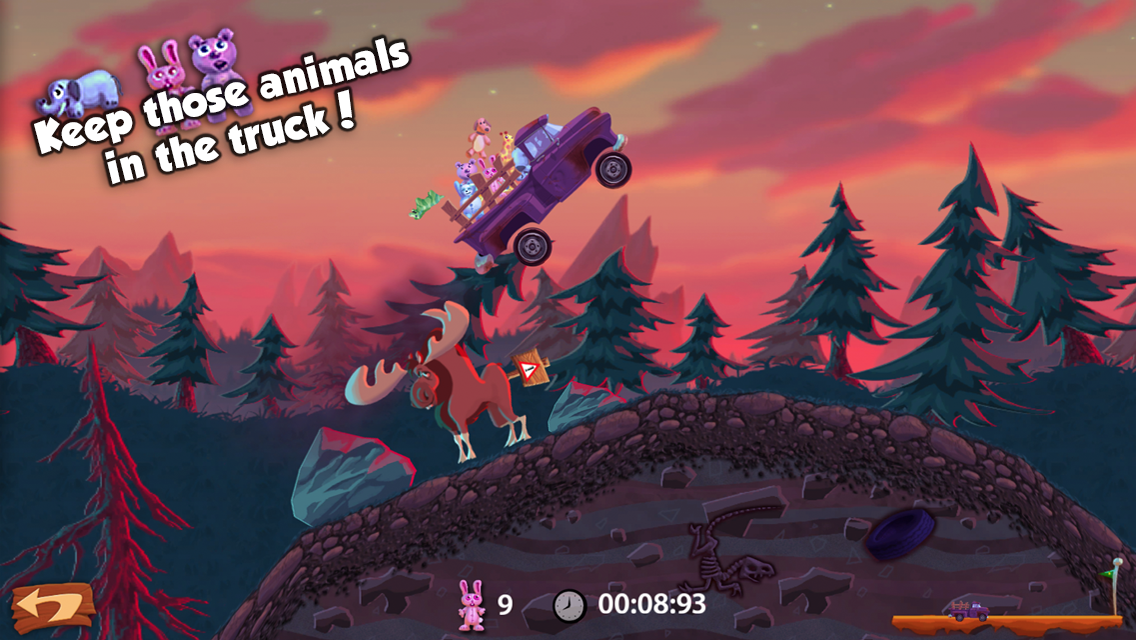 Snuggle Truck- screenshot