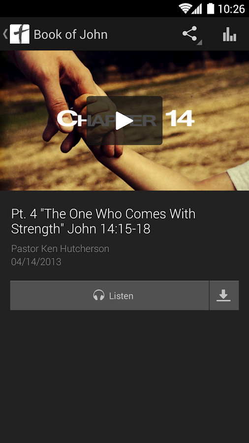 Antioch Bible Church - screenshot