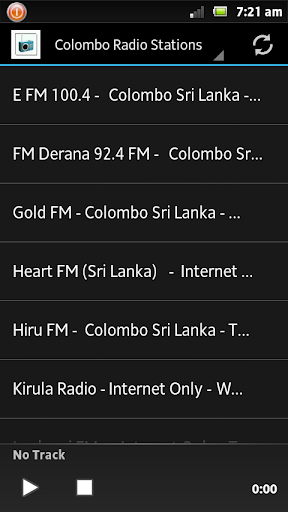 Colombo Radio Stations
