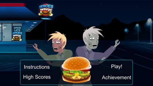 Heroes Hamburger Zombie