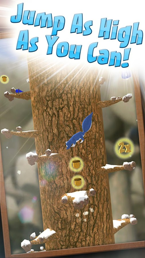 Tree Jumper Lite- screenshot