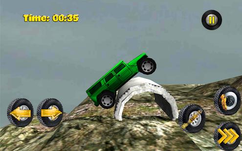 四轮驱动赛车游戏试用