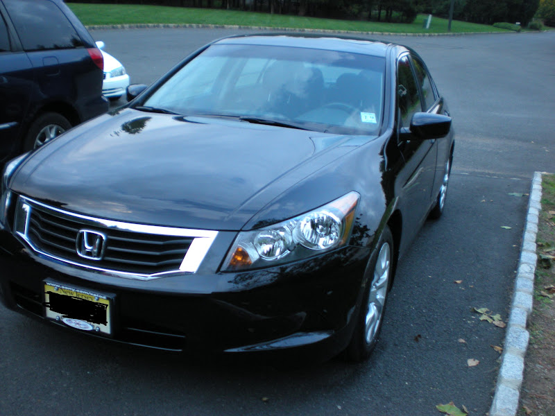 2008 Honda Accord Upgrades