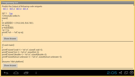 C Programming Free