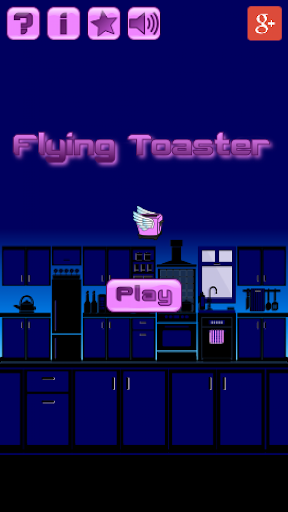 Flying Toaster