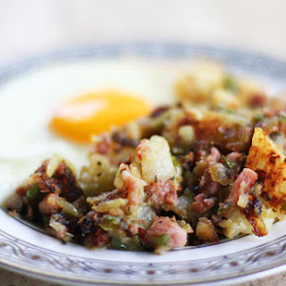 Ham and Potato Hash.