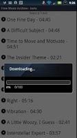 Screenshot of Free Music Archive - BETA