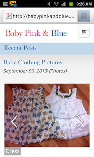 Baby Pink And Blue- screenshot thumbnail