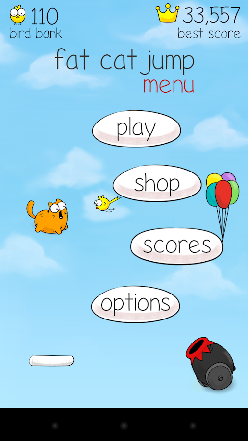 fat cat game miniclip action