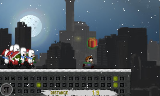 Christmas Zombies Run