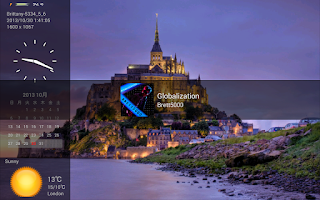 Screenshot of Cloud PhotoFrame EX.Net