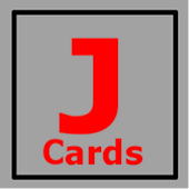 J Cards - Japanese Flashcards