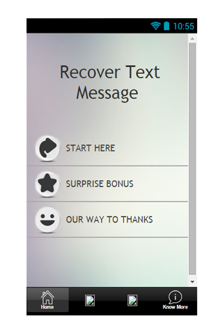 Recover Text Message Guide