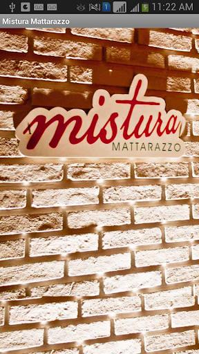 Mistura Mattarazzo