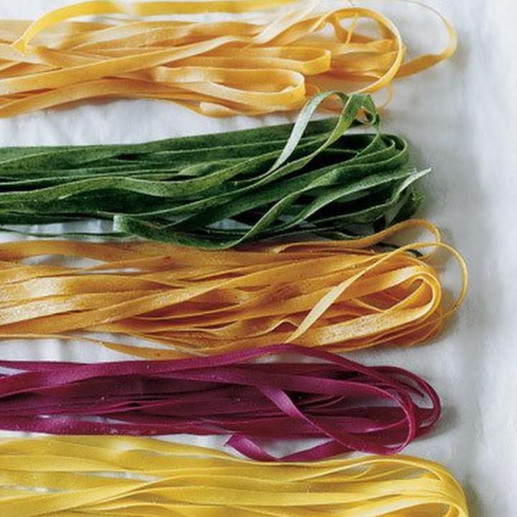Fresh Beet Pasta Dough Recipe