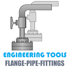 Flange Pipe Fittings Pro icon