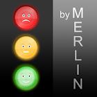 梅兰(Merlin)噪音交通灯 icon