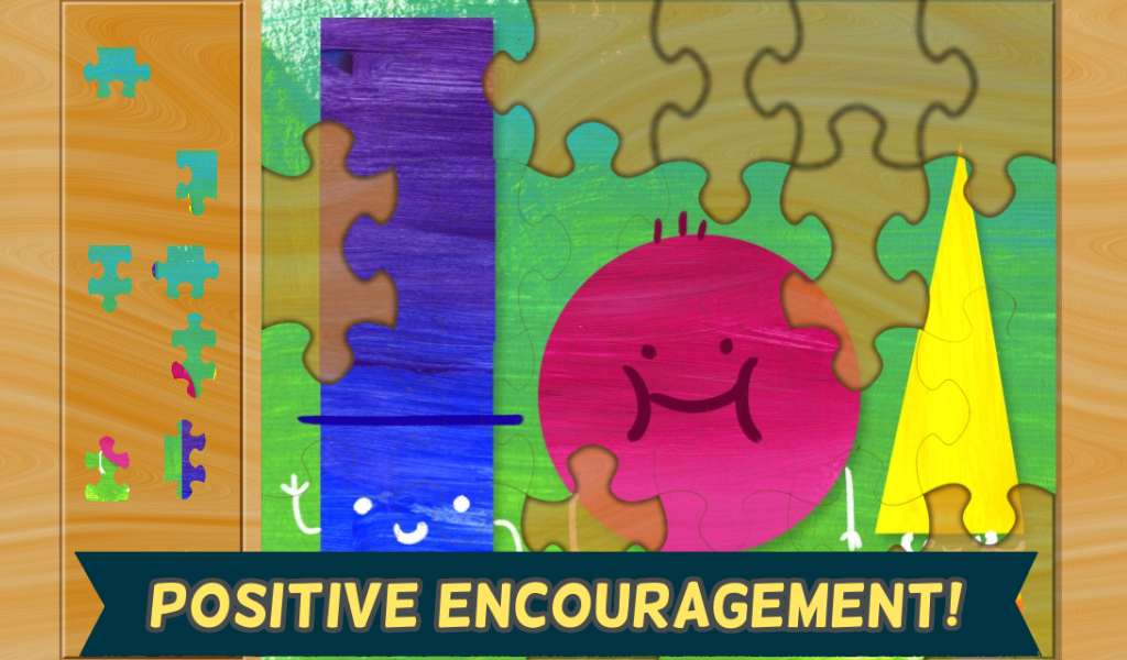 Shape Games for Kids: Puzzles- screenshot
