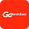 Go North East – thekeymobile logo