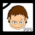 Face Boy Live Wallpaper Pro icon