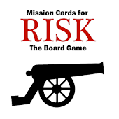 Risk Mission Cards