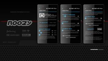 Screenshot of noozy