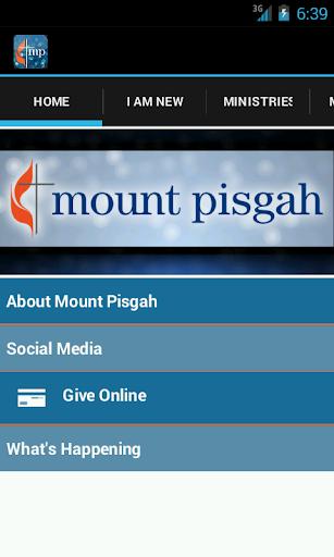mount pisgah mobile