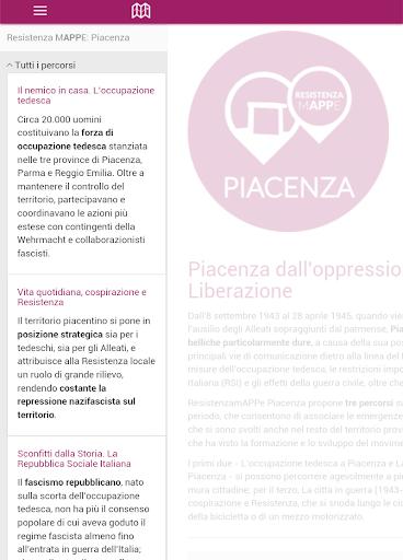 Resistenza mAPPe Piacenza