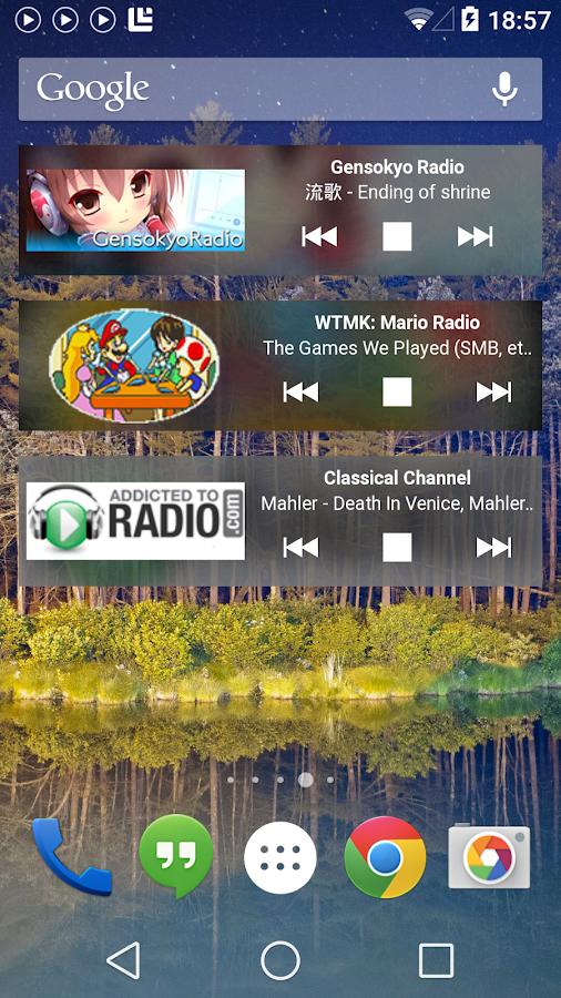 Game's 8bit Music - screenshot