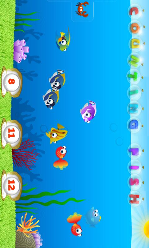 Counting Fish - screenshot