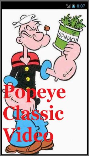 Popeye Classic Videos