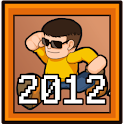 My 2012 Theme GO Launcher  EX logo