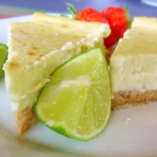 Key Lime Cheesecake I.