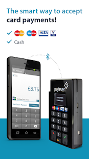 payleven: mobile card payments - screenshot thumbnail