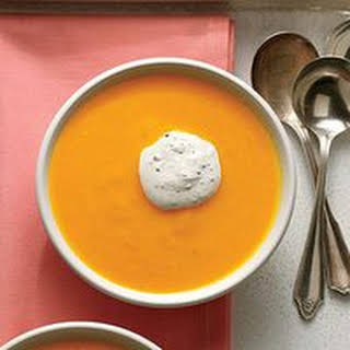 Golden Tomato Soup.