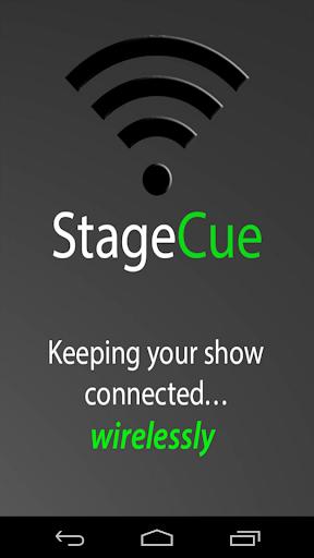 StageCue WIFI Cue Light Phone