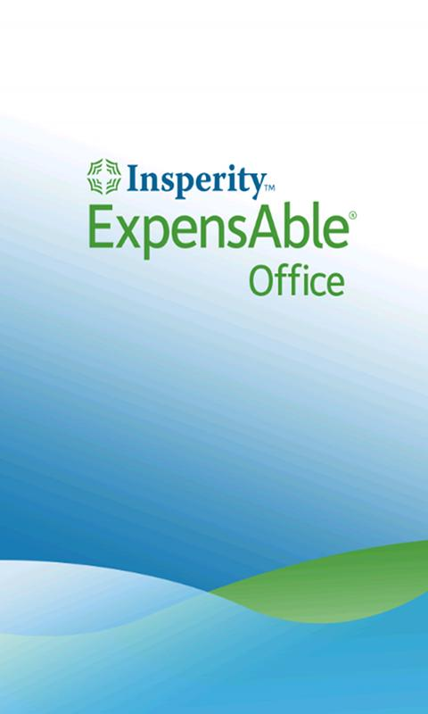 Insperity ExpensAble Office - screenshot