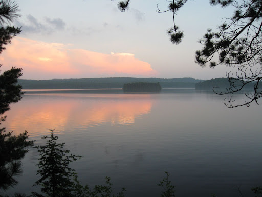 North Tea Lake - Algonquin Park