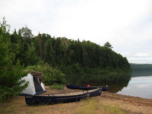 Algonquin Campsite