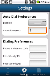 Dial My Meeting- screenshot thumbnail