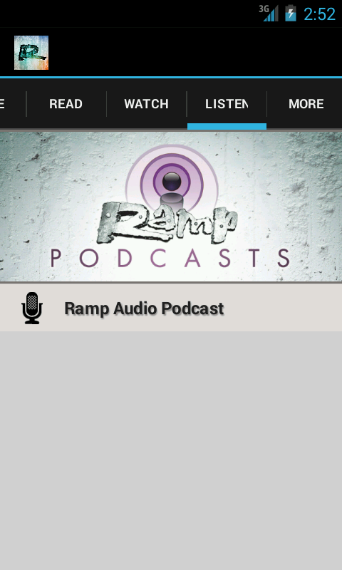The Ramp - screenshot