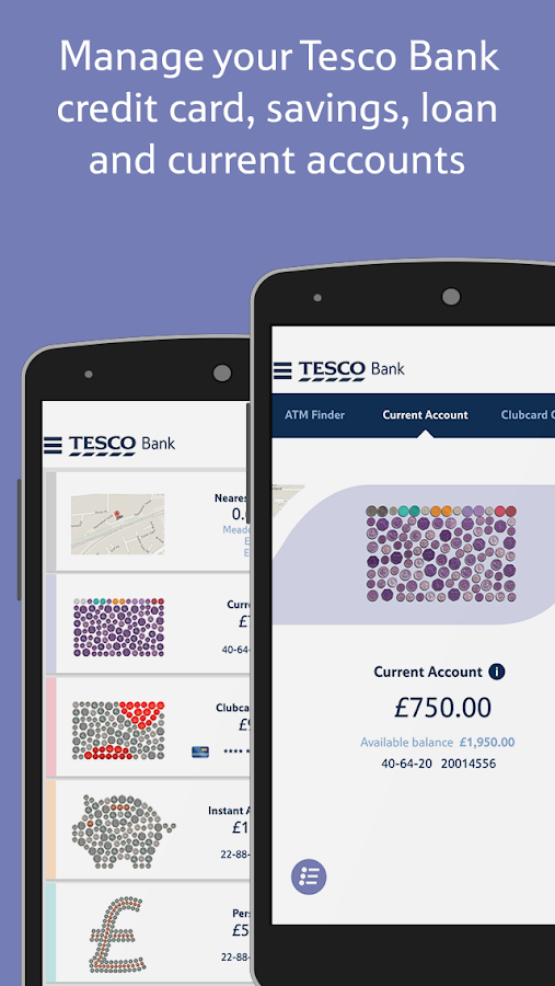 tesco bank mobile banking android apps on google play. Black Bedroom Furniture Sets. Home Design Ideas