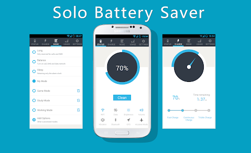 Solo Battery Saver- screenshot thumbnail