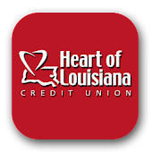 Heart of Louisiana CU Mobile