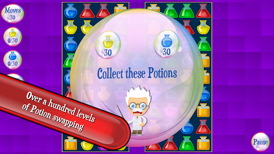 Potion Swap- screenshot thumbnail