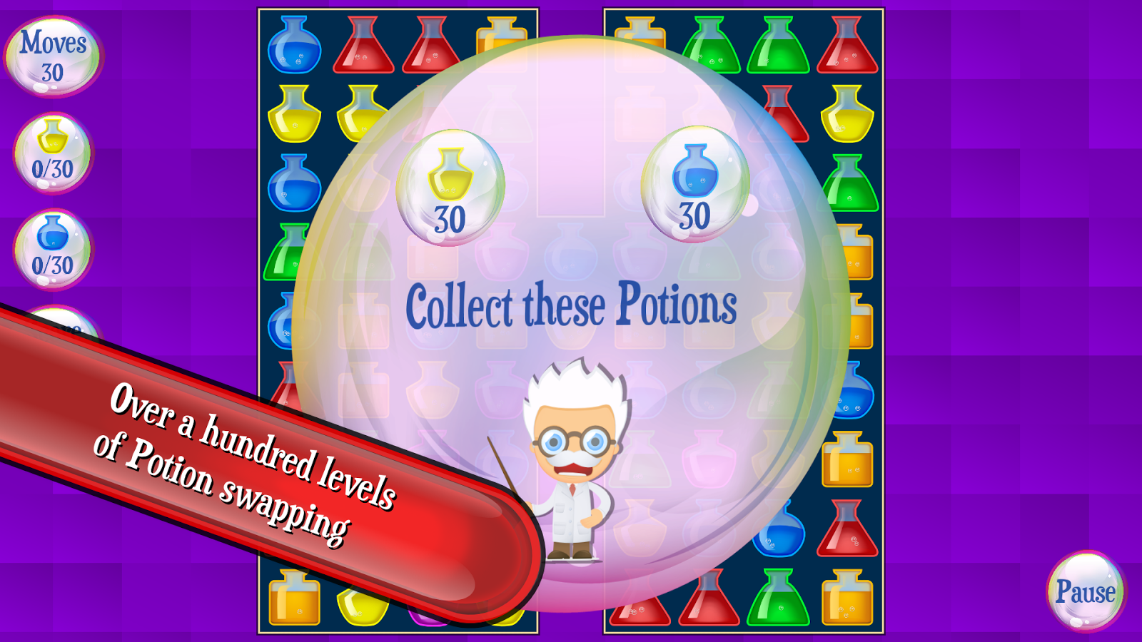 Potion Swap- screenshot