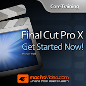 Final Cut Pro X Overview