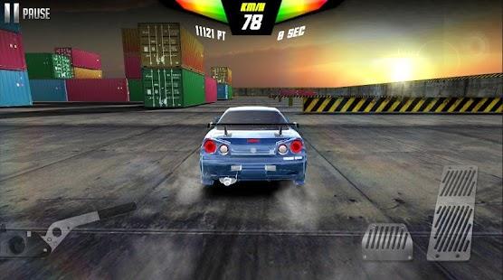 Drift-X 1