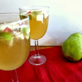 Apple Cider Sangria and Signs of Fall